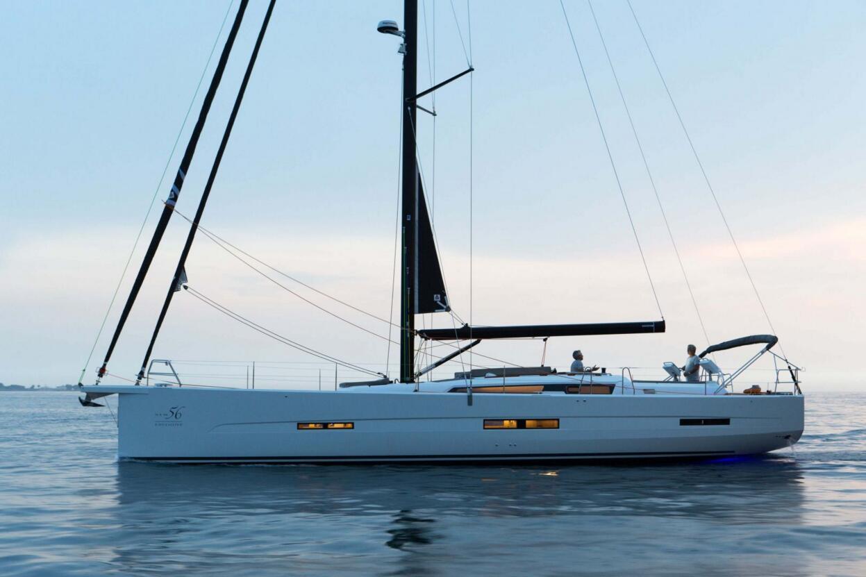 休闲帆船日常清洁和养护